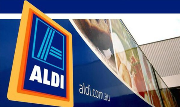 Aldi Opens - Churchill Centre North