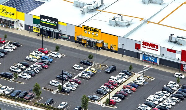 Sale of Churchill South retail centre settlement