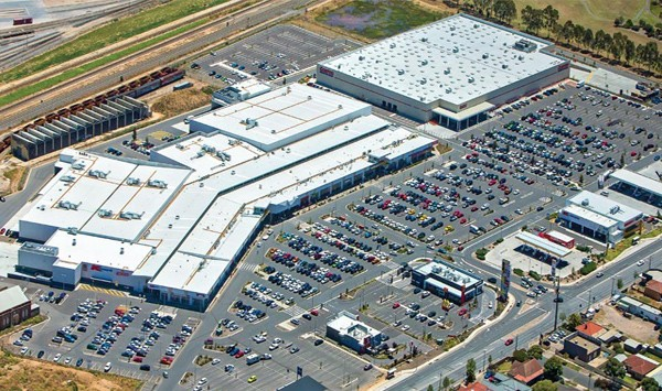 Successful settlement of Churchill North Shopping Centre
